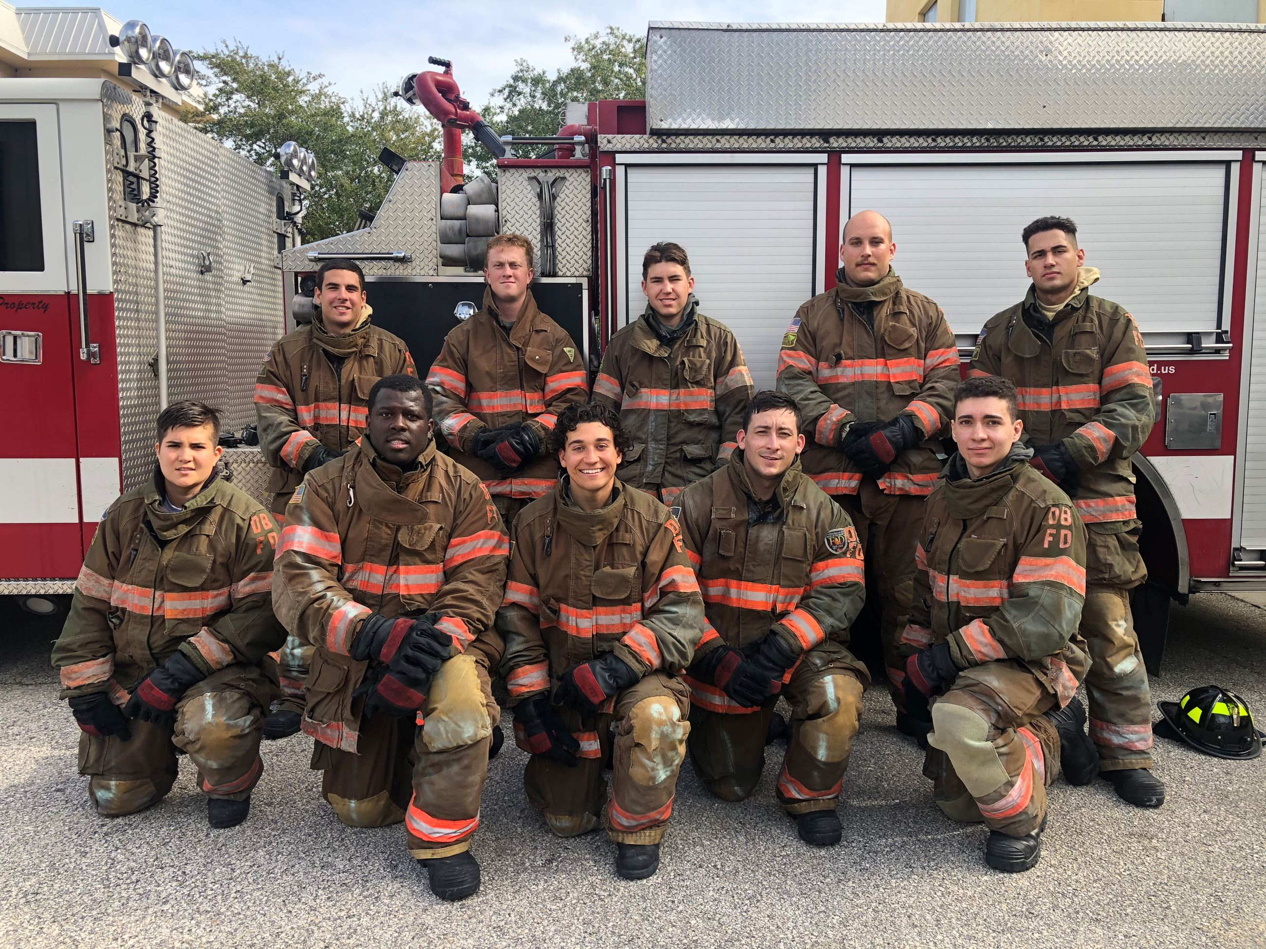 Daytona Beach Firefighters