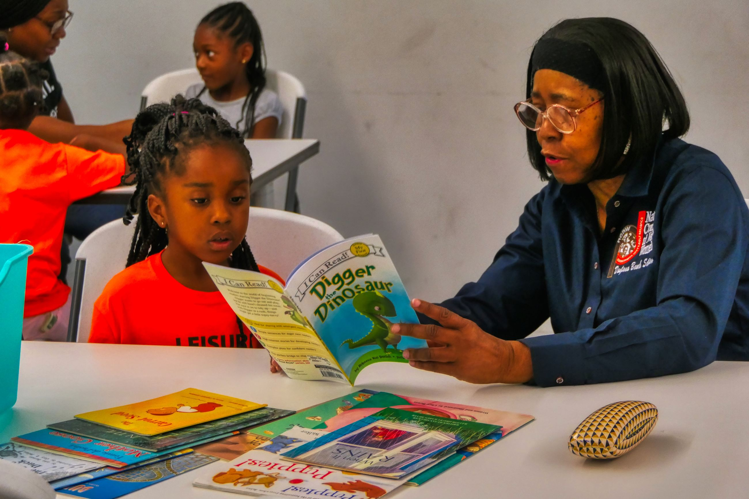 Mayor's Literacy Initiative