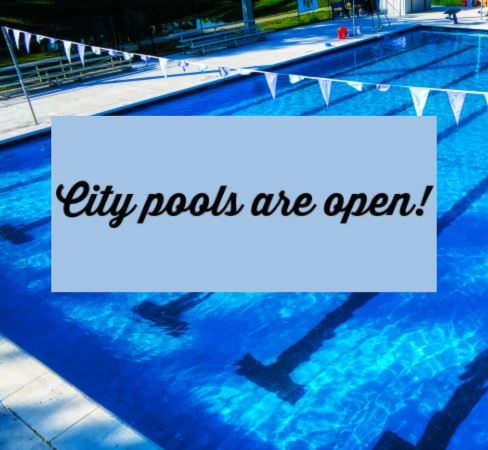 Pools opening city highlight