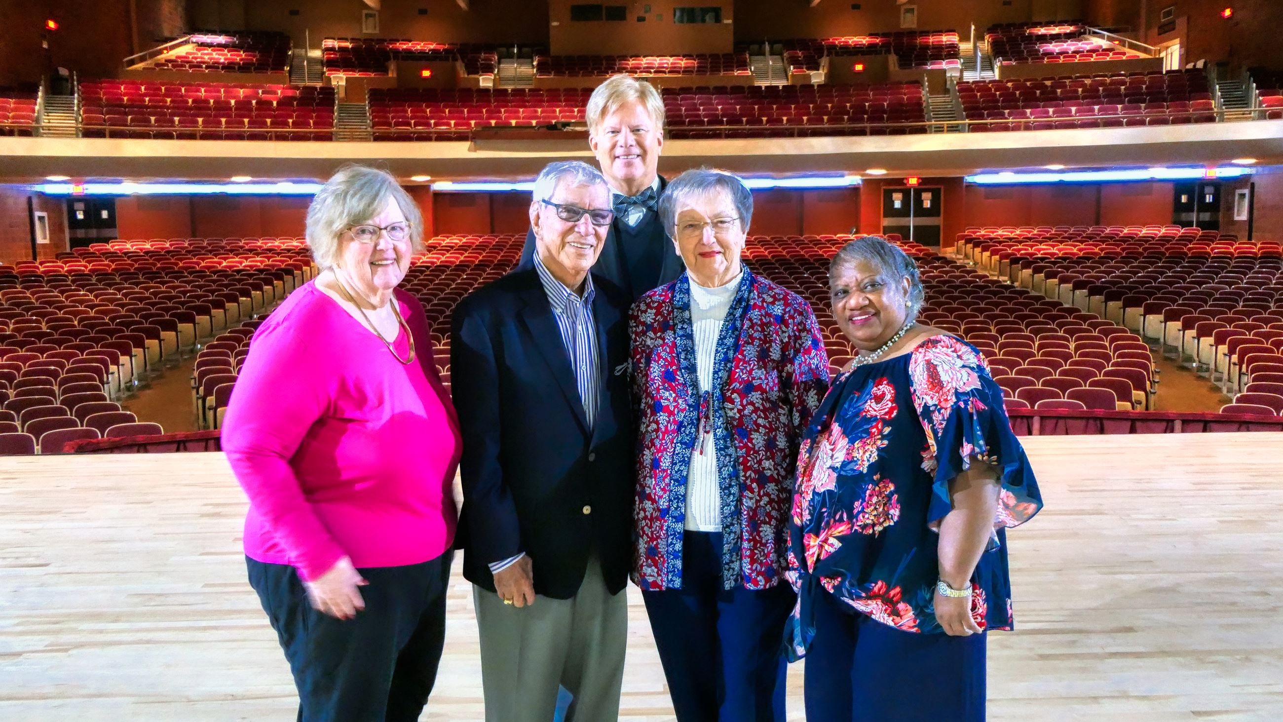 Peabody Auditorium Advisory Board