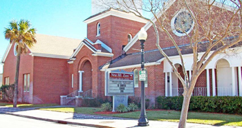 New Mt. Zion Missionary Baptist Church
